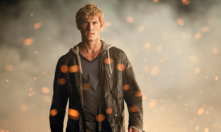 Interview with Alex Pettyfer on 'I Am Number Four'