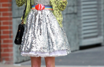 """Mission: 11 Day Countdown to """"The Carrie Diaries"""" with the Oversized Elastic Belt"""