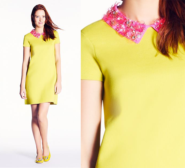 Kate Spade Dawn Dress $398