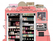 Benefit Cosmetics Kiosk Comes To Airport Near You