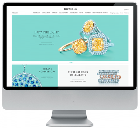Tiffany Shop Online