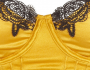 Have a Sultry November In Citrine Yellow Lingerie