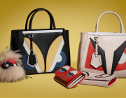 Fendi Bug Bags Are Chic and Shaggy