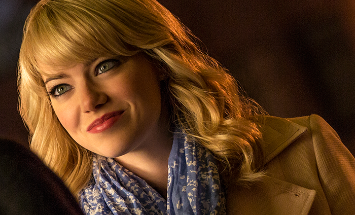 get beauty of gwen stacy from the amazing spiderman 2