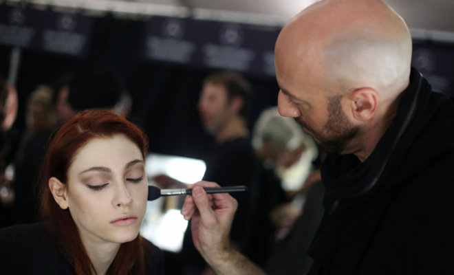 Academy-of-Art-University-Fall-2015-Runway-Beauty-Backstage