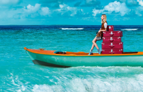 Images For New Louis Vuitton Caribbean Ad Campaign