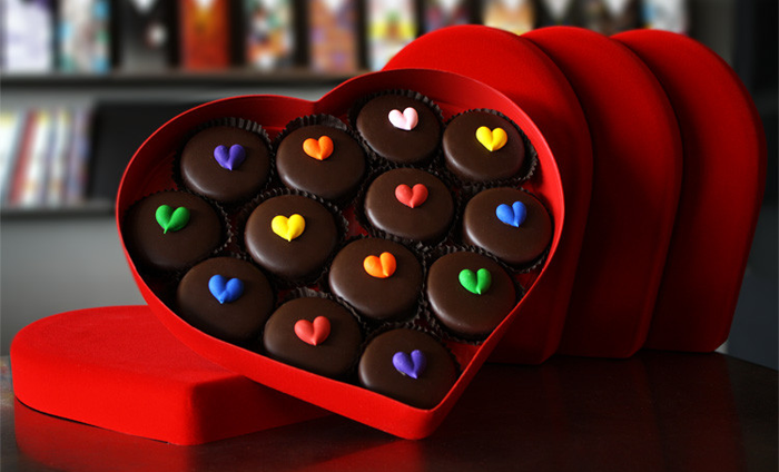 Fancy Chocolates For Your Sweet Valentine