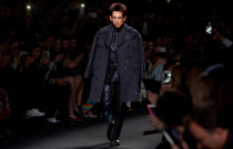 Zoolander Walks Valentino Runway At Paris Fashion Week