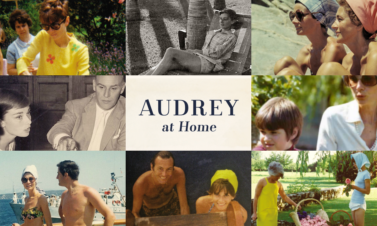 Audrey at Home Luca Dotti Interview Feature