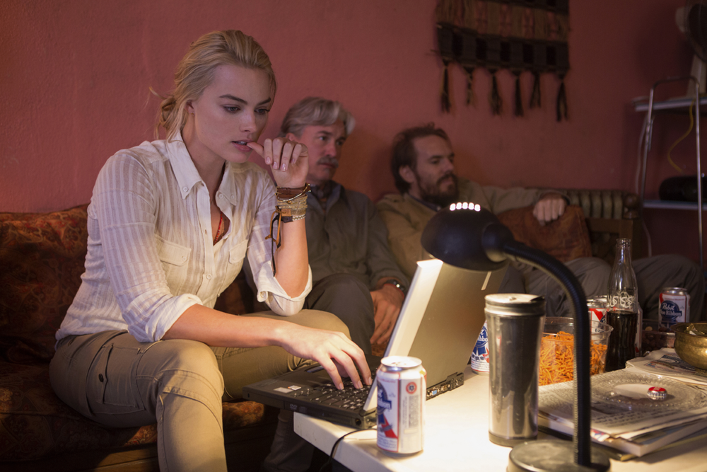 "Margot Robbie as Tanya Vanderpoel in ""Whiskey Tango Foxtrot (Photo: Paramount Pictures)"