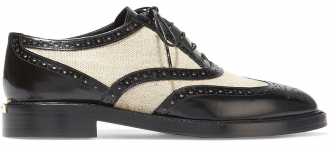 Chicago-Burberry-London-Leather-and-Canvas-Brogues