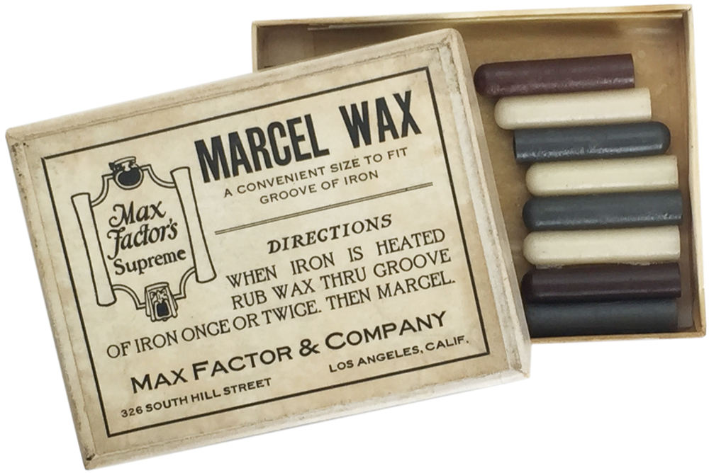 Vintage eyebrow kit from Max Factor.