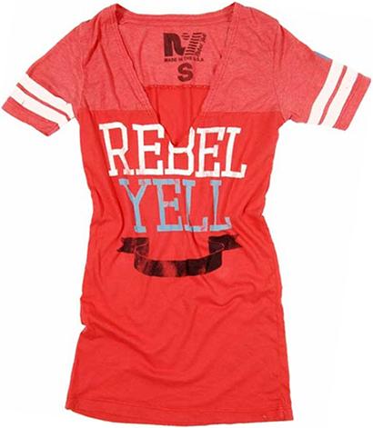 Rebel-Yell-Football-Banner-Tee