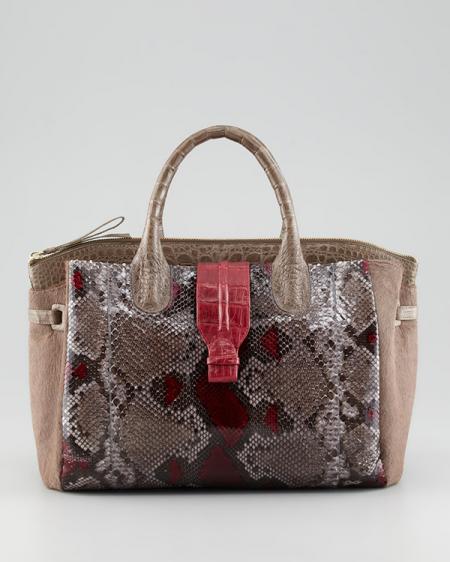 Nancy-Gonzalez-Crocodile-Python-Calf-Hair-Bag