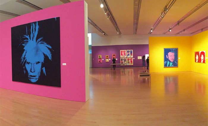 Andy Warhol at Phoenix Art Museum   The Chic Spy