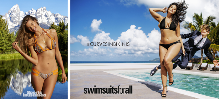 Plus-Size-Model-and-Ad-In-Sports-Illustrated