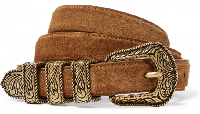 magnificent-seven-screen-style-saint-laurent-suede-belt