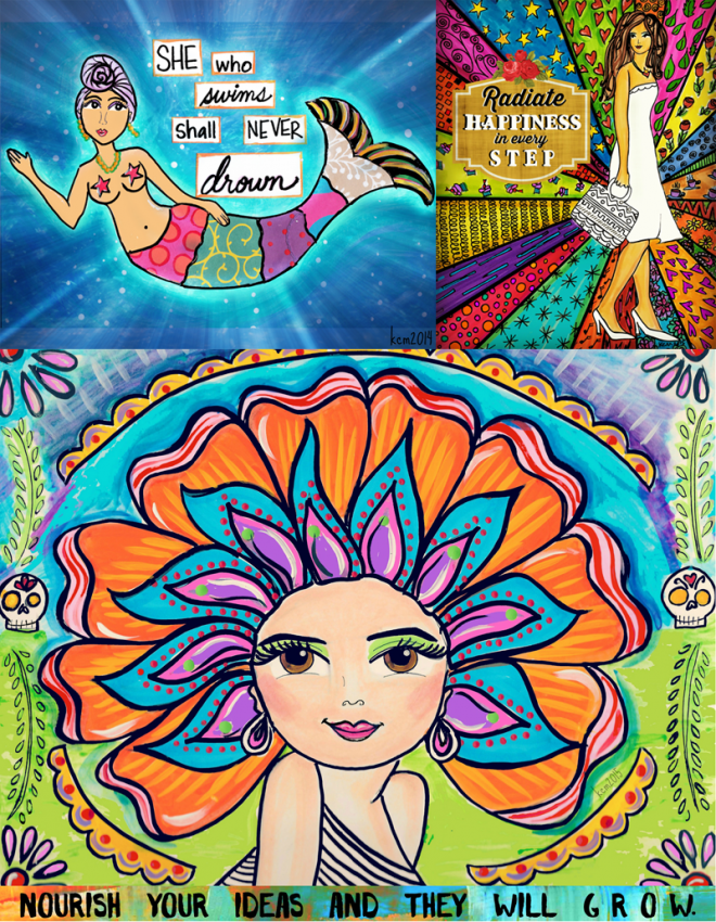 Card designs created by Kathy Cano-Murillo.