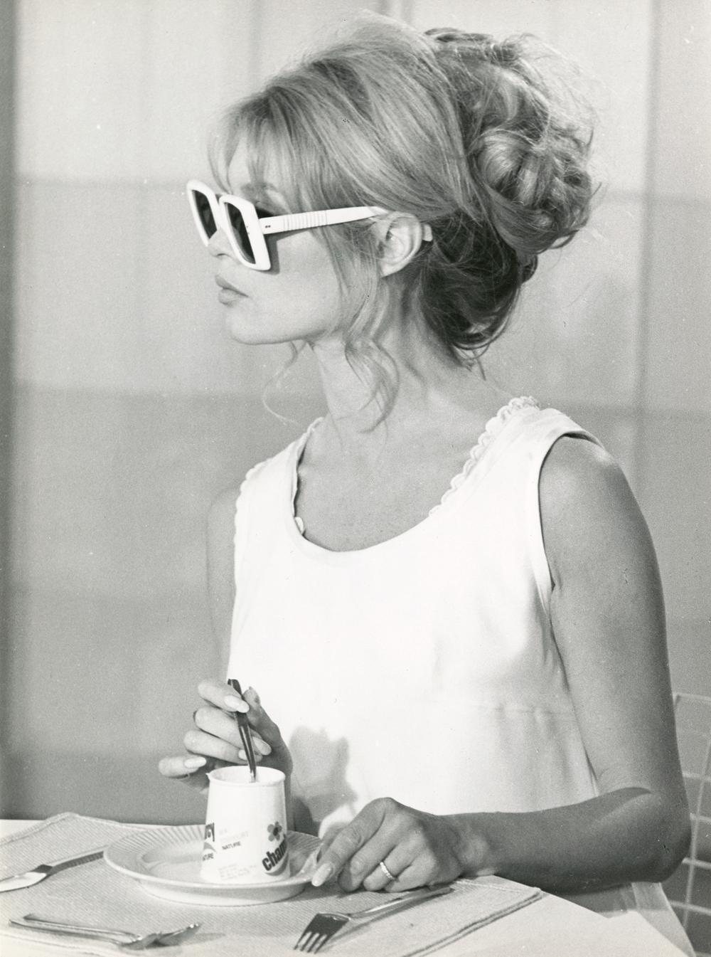 © Cinémathèque française, from Brigitte Bardot: My Life in Fashion (Flammarion, 2016).