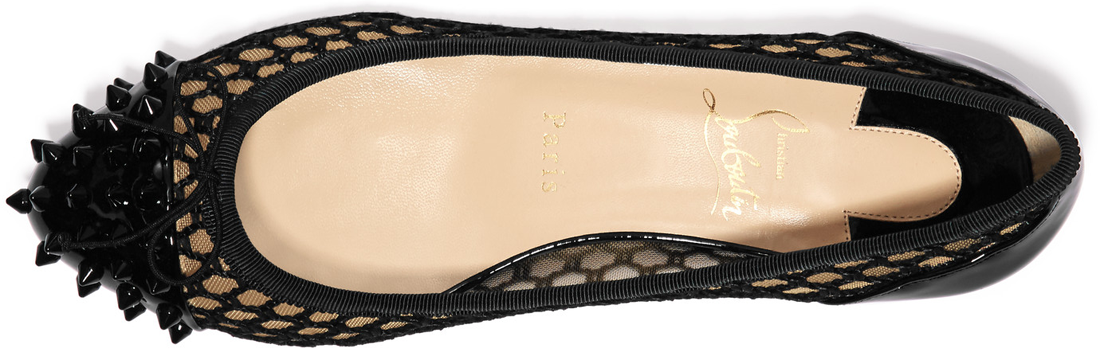 12-days-of-christmas-gift-christian-louboutin-spiked-mesh-point-toe-flats