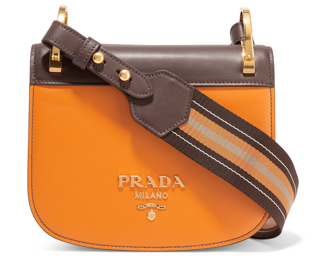 12-days-of-christmas-gift-prada-pionniere-canvas-trimmed-two-tone-leather-shoulder-bag