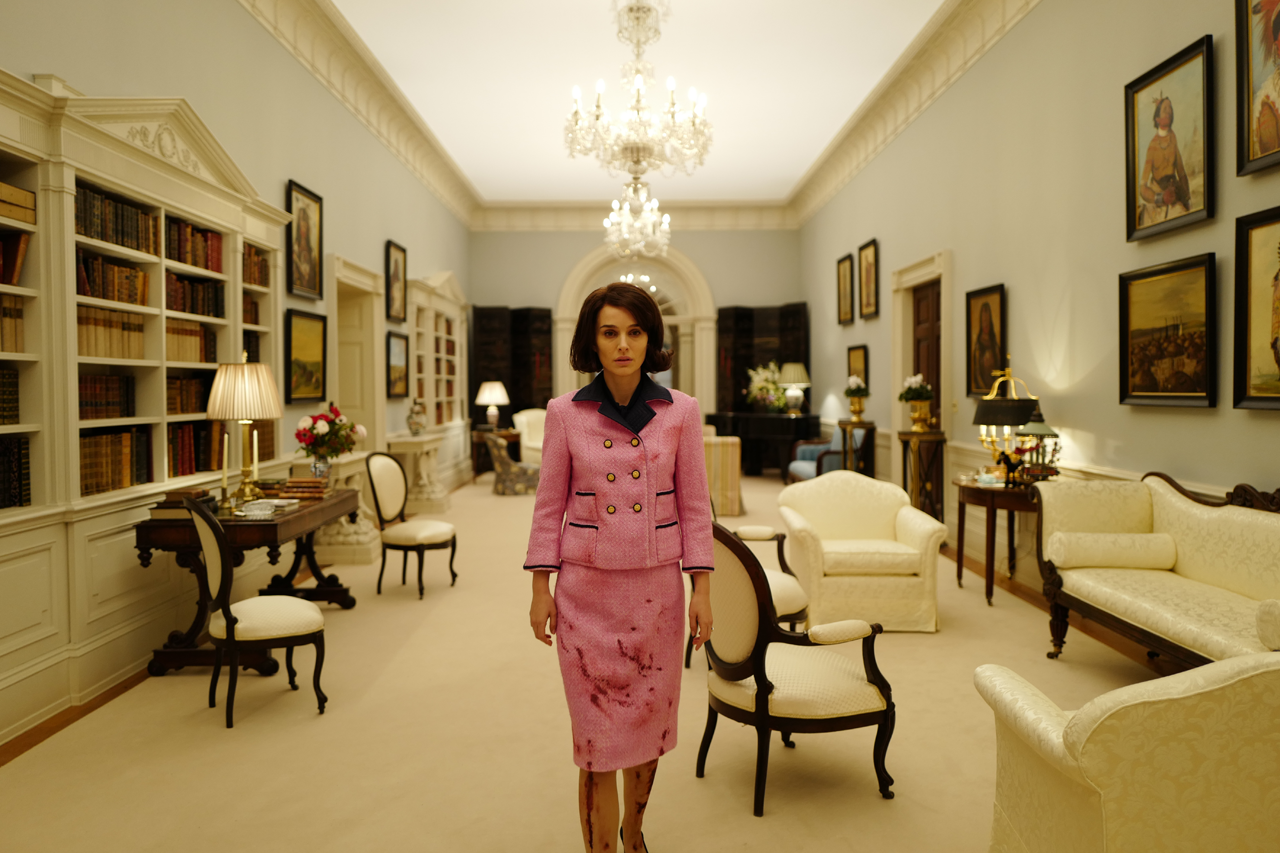 jackie-madeline-fontaine-interview-pink-suit
