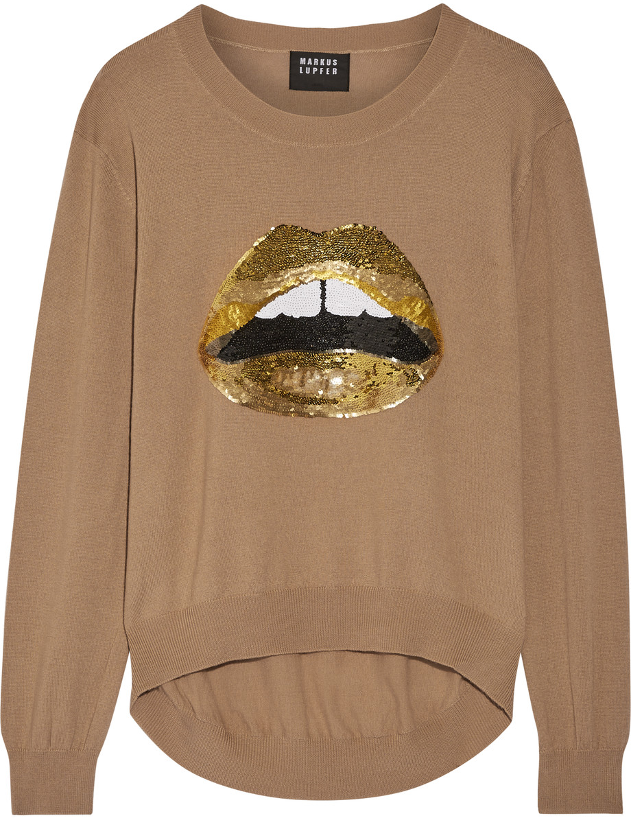 office-christmas-party-what-to-wear-markus-lupfer-sweater