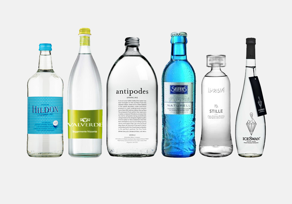 best bottled water 17 chic bottled waters from 14 countries the chic 12165