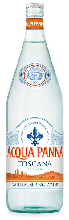 Acqua Panna from Itally